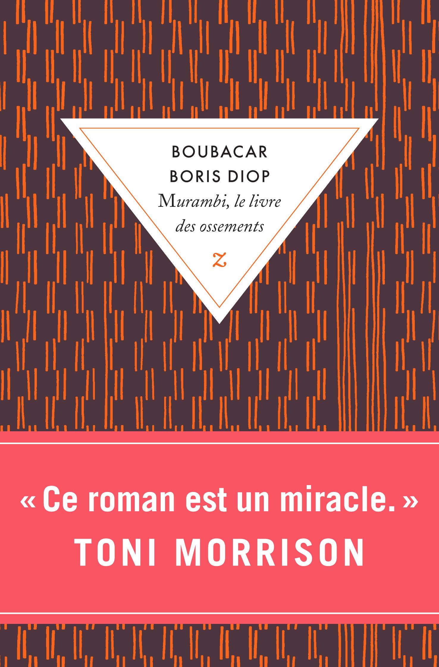 Murambi, le livre des ossements - Editions Zulma