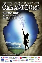 Abdelaziz Baraka Sakin au Festival Caractères à Auxerre