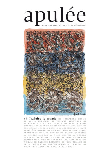 Apulée #4 – Traduire le monde