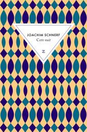 Un prix pour Cette nuit de Joachim Schnerf !