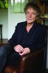 Hubert Haddad dans l'émission « Dans quelle éta-gère… »