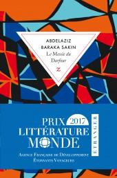 Abdelaziz Baraka Sakin au festival Afrique en marche à Vincennes