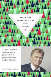 Einar Már Guðmundsson aux Rencontres littéraires nordiques – Nantes